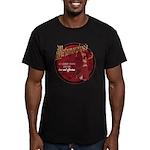 Metamorphosis Men's Fitted T-Shirt (dark)