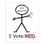 Vote Republican Small Poster