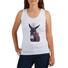 Donkey Ride Women's Tank Top