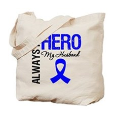 AlwaysMyHero Husband Tote Bag