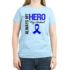 AlwaysMyHero Husband T-Shirt