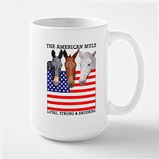 American Mule Mug
