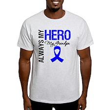 AlwaysMyHero Grandpa T-Shirt
