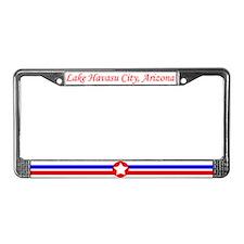Lake Havasu City, AZ License Plate Frame