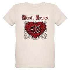 World's Best Hugs T-Shirt