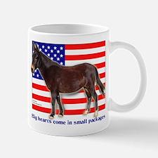Patriotic Mini Mule Mug