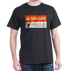 DANGER Black T-Shirt