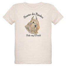 Bouvier des Flandres Wheaten T-Shirt