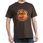 Surf Hawaii Dark T-Shirt