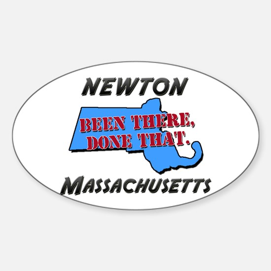 newton massachusetts - been there, done that Stick