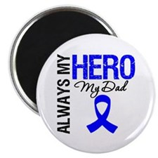 "AlwaysMyHero Dad 2.25"" Magnet (100 pack)"