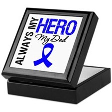 AlwaysMyHero Dad Keepsake Box