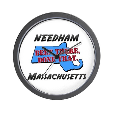 needham massachusetts - been there, done that Wall