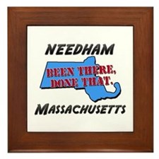 needham massachusetts - been there, done that Fram
