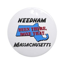 needham massachusetts - been there, done that Orna