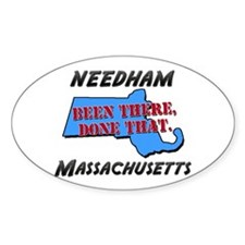 needham massachusetts - been there, done that Stic