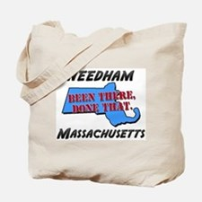 needham massachusetts - been there, done that Tote