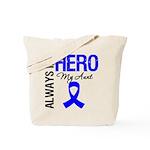 AlwaysMyHero Aunt Tote Bag