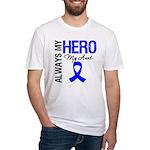 AlwaysMyHero Aunt Fitted T-Shirt