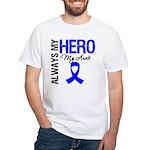 AlwaysMyHero Aunt White T-Shirt
