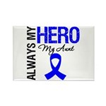 AlwaysMyHero Aunt Rectangle Magnet (100 pack)