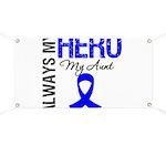 AlwaysMyHero Aunt Banner