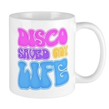 Disco Saved My Life Small Mug