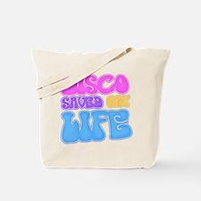 Disco Saved My Life Tote Bag