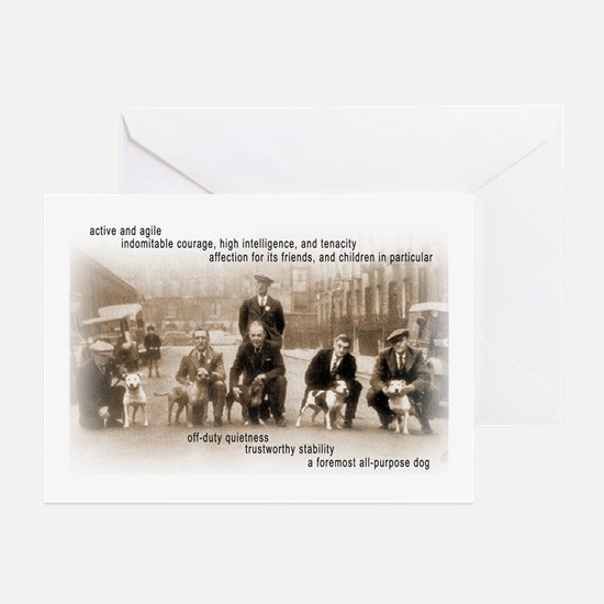 Vintage Crufts Greeting Cards (Pk of 10)
