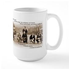 Vintage SBT print Crufts Mug