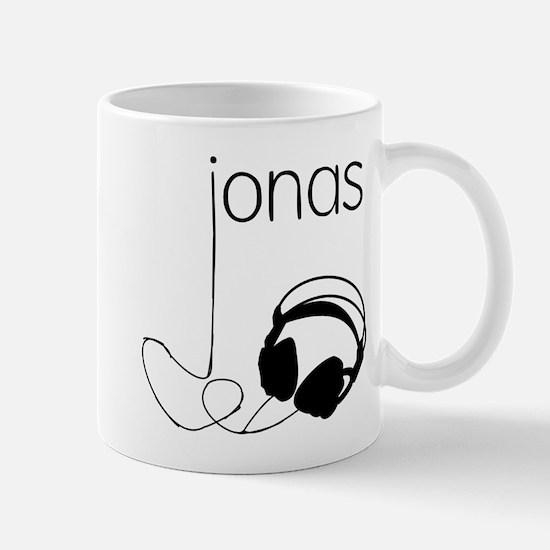 Jonas Bros Headphones Mug