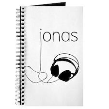 Jonas Bros Headphones Journal