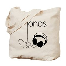 Jonas Bros Headphones Tote Bag