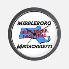 middleboro massachusetts - been there, done that W
