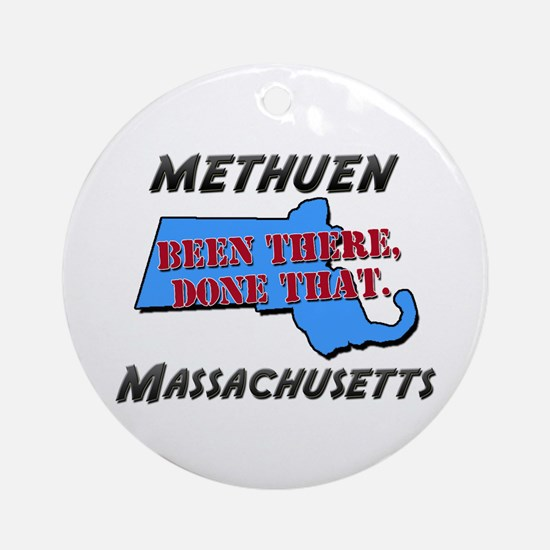 methuen massachusetts - been there, done that Orna