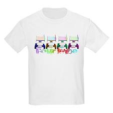 Four Wide T-Shirt