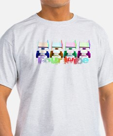 Four Wide T-Shirt