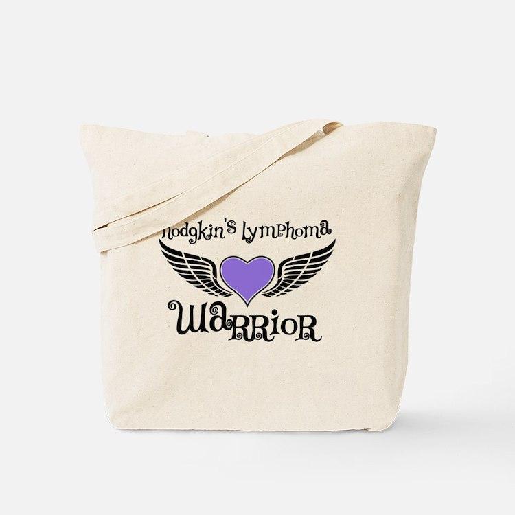 HodgkinsWarriorFighterWings Tote Bag