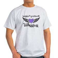 HodgkinsWarriorFighterWings T-Shirt