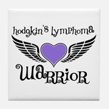 HodgkinsWarriorFighterWings Tile Coaster