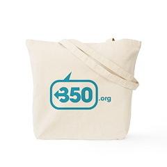 350.org Tote Bag
