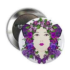 "Persephone 2.25"" Button"