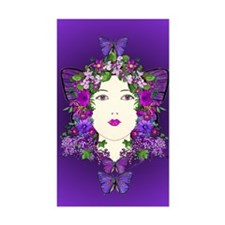 Persephone Rectangle Decal