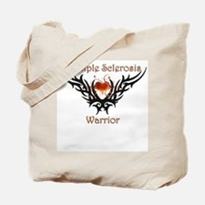 MS Warrior Tote Bag