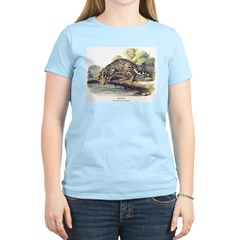 Aububon Ocelot Wildcat (Front) T-Shirt