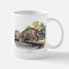 Aububon Ocelot Wildcat Mug