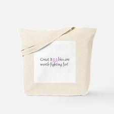 Great Boobies! Tote Bag
