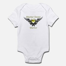 Bladder Cancer Warrior Infant Bodysuit