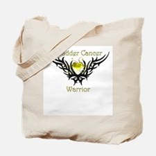 Bladder Cancer Warrior Tote Bag