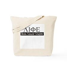 Survivor Society, Brain Chapt Tote Bag